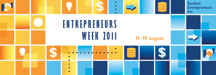 Entrepreneurs Week 2011